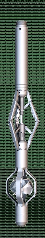 Downhole flow meter for AL wells