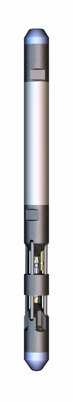 Inline Spinner Flowmeter